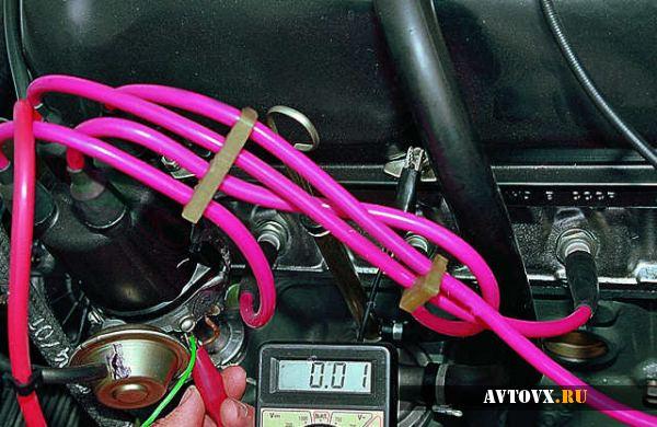 elektroprovodka vaz 2106 - Схема проводки света ваз 2106