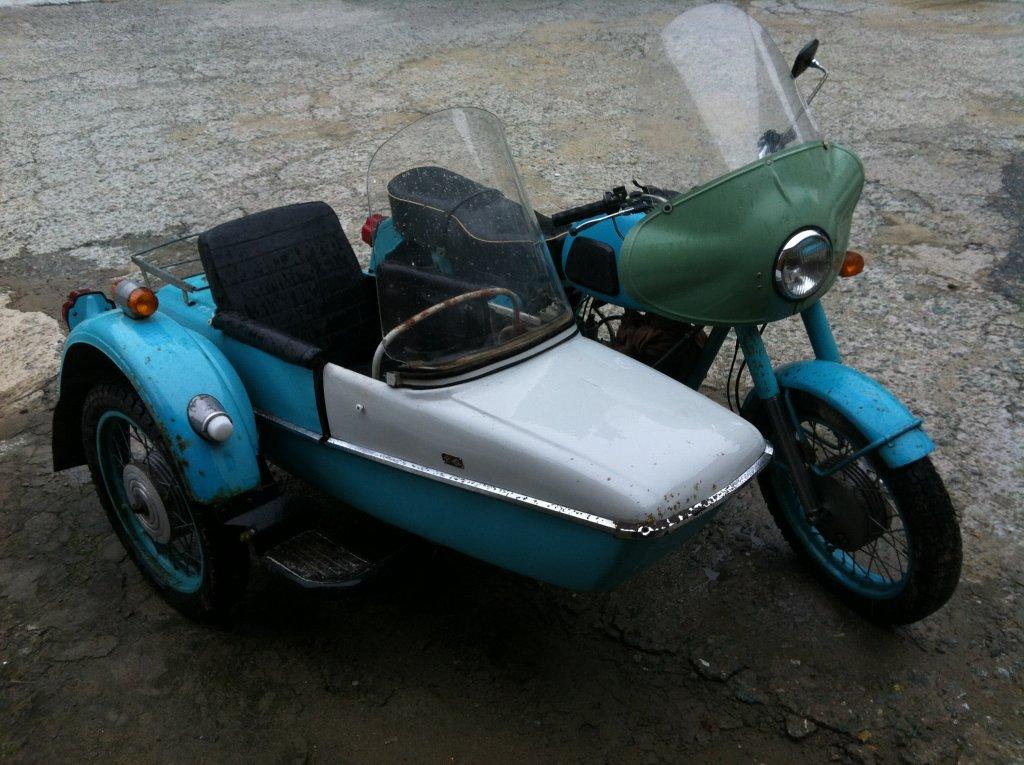 Лучший советский мотоцикл